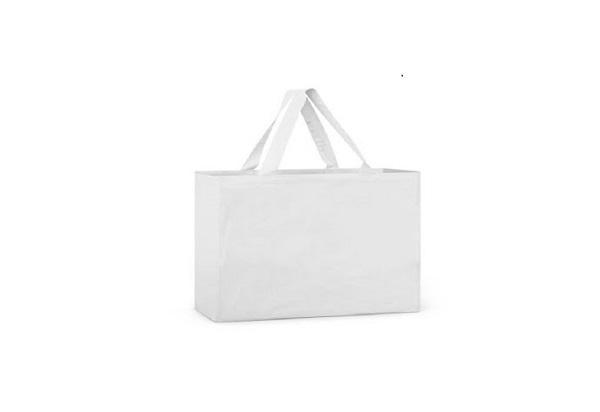 Tas Blacu Putih Susu Untuk Belanja